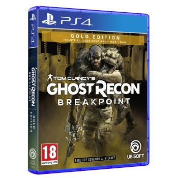 Ghost Recon Breakpoint Gold Edition para PS4