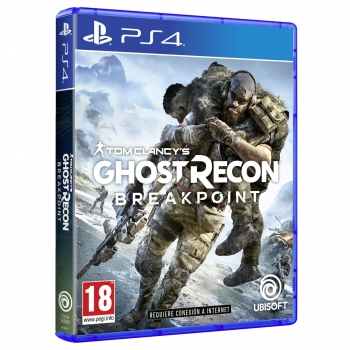 Ghost Recon Breakpoint para PS4