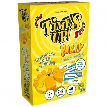 Time's up - Time's up Party 1 Big Box Juego de Cartas
