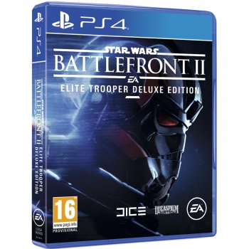 Star Wars Battlefront II Elite Trooper Deluxe Edition para PS4