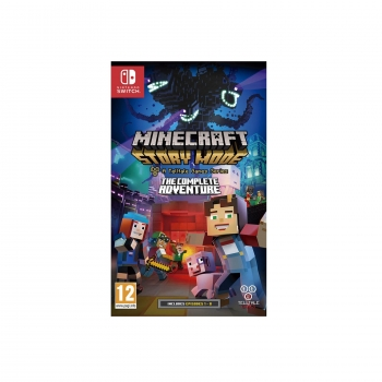 Minecraft: Story Mode – The Complete Adventure para Switch