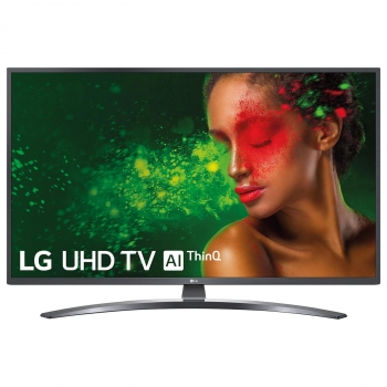 TV LED 108 cm (43'') LG 43UM7400, UHD 4K, Smart TV