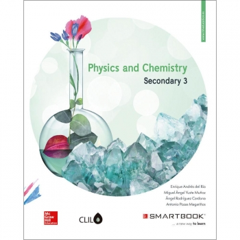 PHYSICS CHEMISTRY 3 ESO ING SMARTBOOK MCGRAW HILL