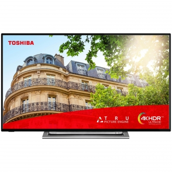 TV LED 124,46 cm (49'') Toshiba 49UL3A63, UHD 4K, Smart TV