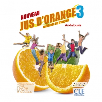 NOUVEAU JUS D´ORANGE 3 ANDALOU