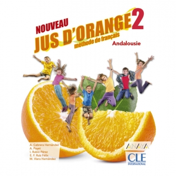 NOUVEAU JUS D´ORANGE 2 ANDALOU