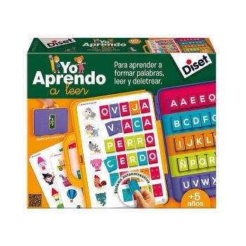 Todos Tus Juguetes Juegos De Mesa Yo Aprendo Carrefour Es