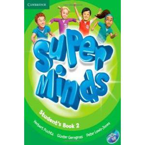 Super Minds 2 Alumno+Dvd-Rom C