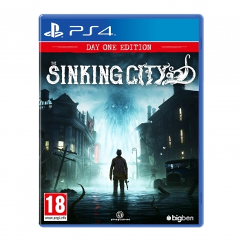The Sinking City para PS4