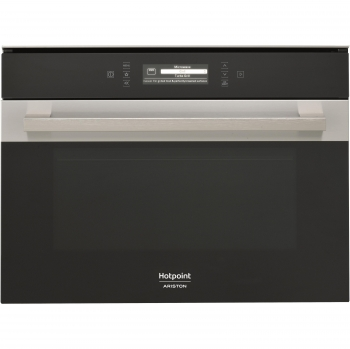 Microondas Integrable con Grill Hotpoint MP996IXHA