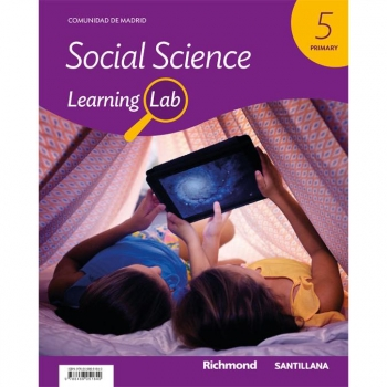 5PRI LEARNING LAB SOCIAL SCIENC MAD ED19 SANTILLANA