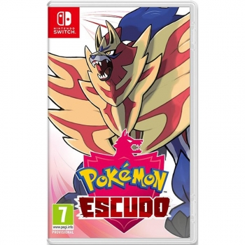 Pokemon Escudo para Nintendo Switch