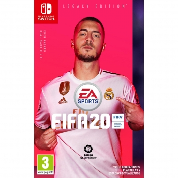 FIFA 20 Legacy Edition para Nintendo Switch