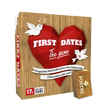 First Date the Game - Juego de Mesa