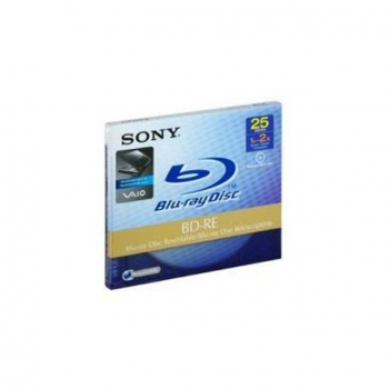 CD Blu-Ray Sony Regrabable 25GB