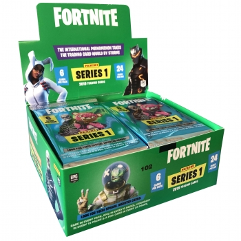 Sobre Trading Cards Fortnite
