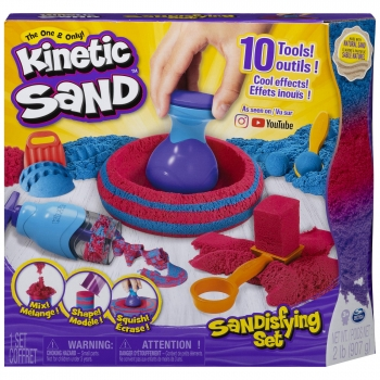 Kinetic Sand - Sandisfying