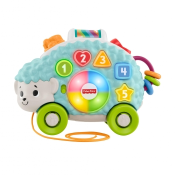 Fisher-Price - Erizo Linkimals, Juguete Interactivo