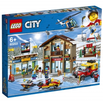 LEGO City - Estación de Esquí
