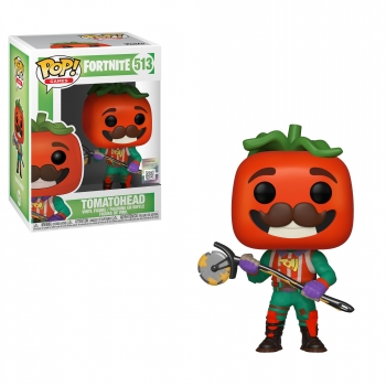 Figura Funko Pop! games:fortnite-tomatohead