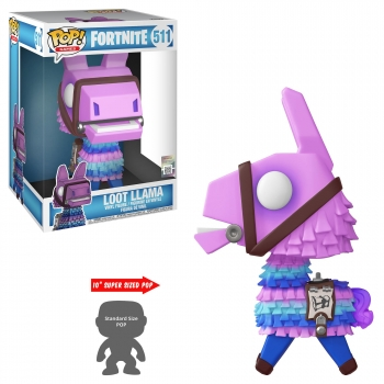 Figura Funko Pop! fortnite-loot llama 25cm