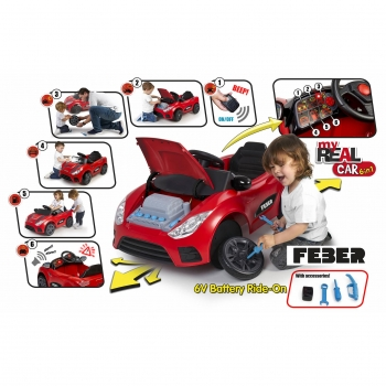 Feber - My Real Car 6V