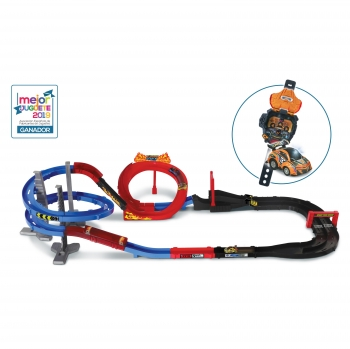 VTech - Turbo Force Race Track con Turbo Force Racer