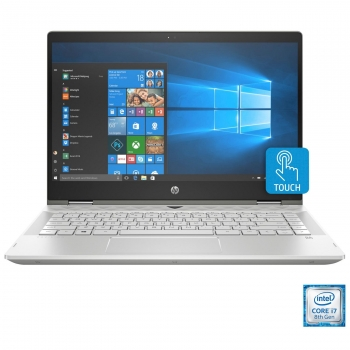 Convertible 2 en 1 HP 14-DH0006NS con i7, 8GB, 256GB, GeForce® MX250 2GB, 35,56 cm - 14""