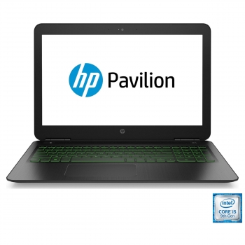 Portátil HP Pavilion 15-BC502NS con i5, 8GB, 1TB + 128GB, GeForce GTX 1050 3GB, 39,62 cm - 15,6""