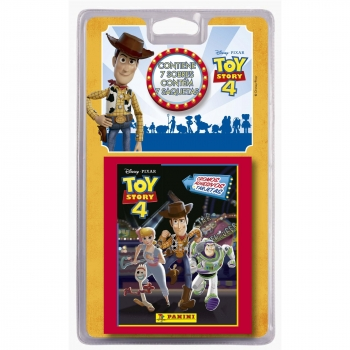 7 Sobres Cromos Toy Story 4 Panini