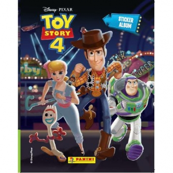 Álbum Toy Story 4 Panini