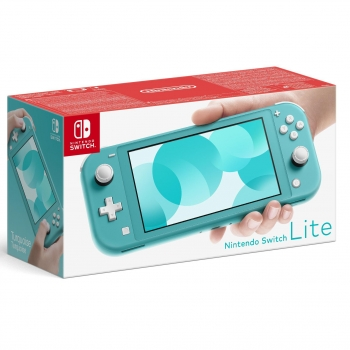 Nintendo Switch Lite - Turquesa