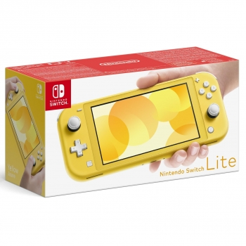 Nintendo Switch Lite - Amarillo