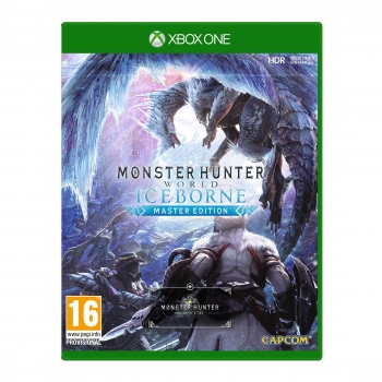 Monster Hunter World Iceborn Master Edition para Xbox One