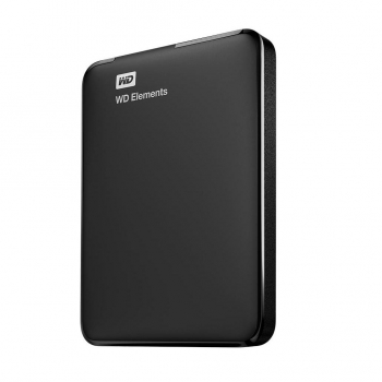 Disco Duro Externo Western Digital Elements 1.5TB - Negro