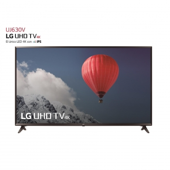 TV LED 43 LG 43UJ630V. Outlet. Producto Reacondicionado