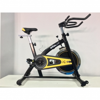 Bicicleta Spinning Indoor Vital Gym X-6
