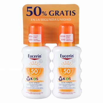 Spray Infantil Eucerin FPS50 2x200ml