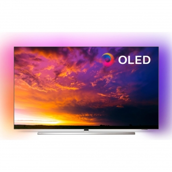 TV OLED 139,7 cm (55'') Philips 55OLED854/12, UHD 4K, Smart TV
