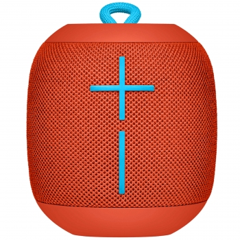 Altavoz Portátil UE Ultimate Ears Wonderboom Firewall con Bluetooth - Rojo