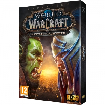 World of Warcraft Battle for Azeroth para PC