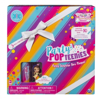 Party Pooteenies - Caja Sorpresa