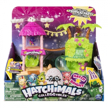 Hatchimals - Isla Luminosa Plays