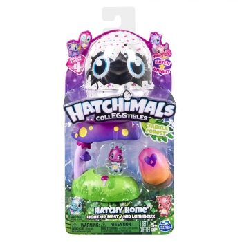 Hatchimals - Casanido Luz Bosque