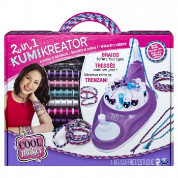 Cool Maker - Kumi Kreator 2 en 1