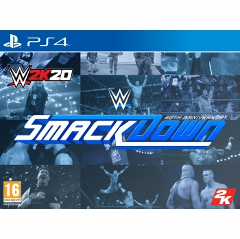 WWE 2K20 Collector Edition para PS4