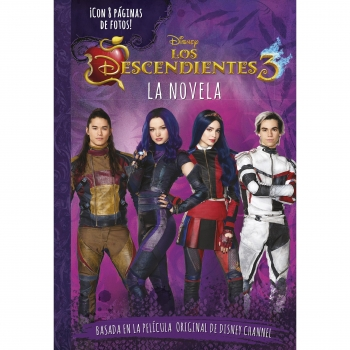 Los Descendientes 3. La Novela. DISNEY