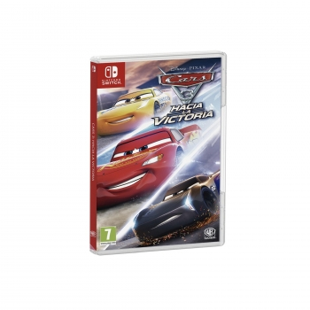 Cars 3 para Nintendo Switch
