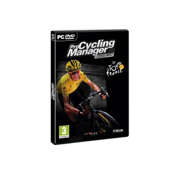 Pro Cycling Manaager 2017 para PC