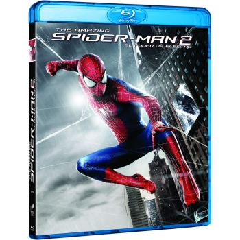 The Amazing Spiderman 2 - Blu Ray